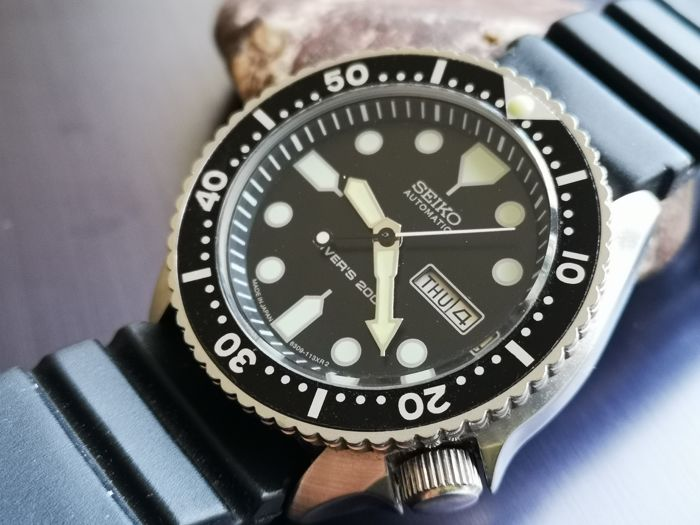 Seiko - Diver's 200m 6309-7290 Automatic Watch - 540370 - - Catawi