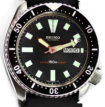 Seiko 6309-7290 Review - A Classic Diver From The 80s .