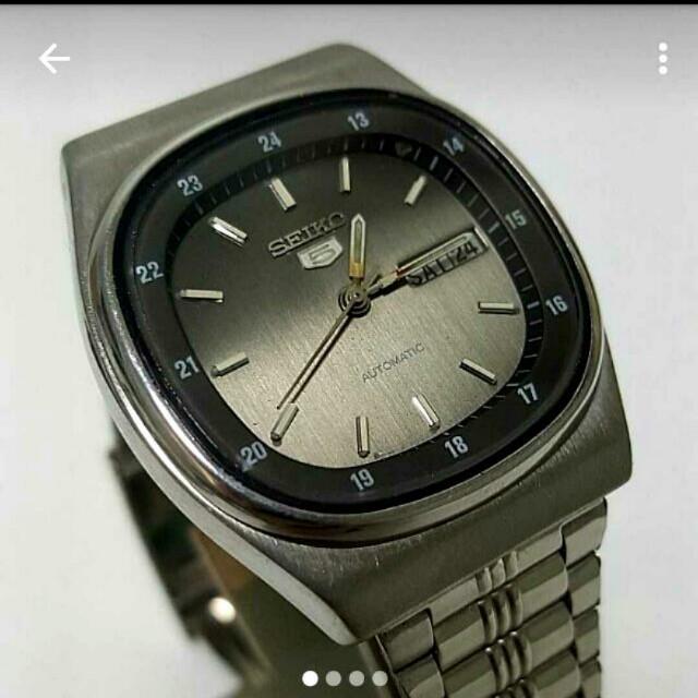 Vintage Seiko Automatic Watch 6309-5100, Vintage & Collectibles .