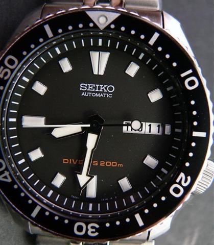 The little known Seiko 7s26-0020 200m div