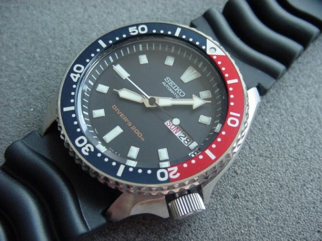 Collector's Guide To All the seiko 7S26-0020/9 Diver Variants .
