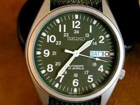 Seiko 7s26 Watches