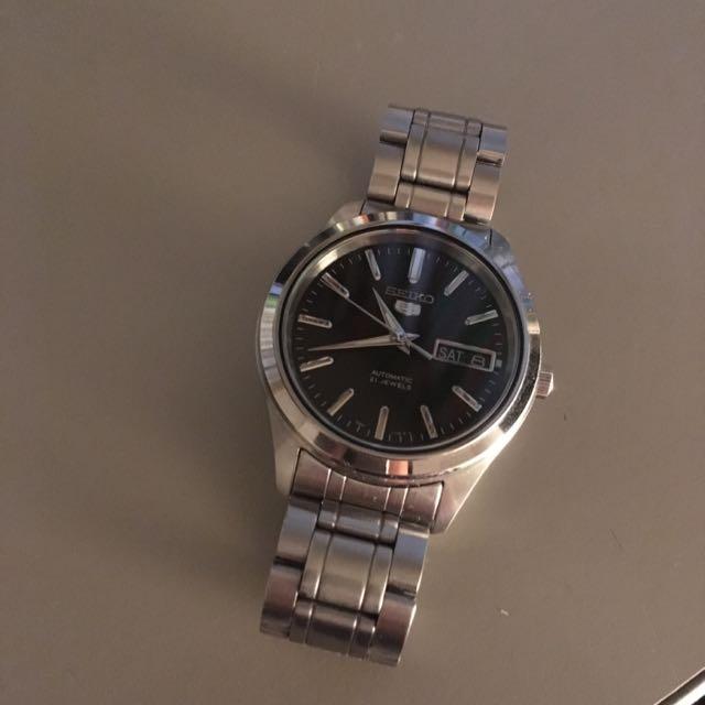 seiko 5 (7s26-03w0), Men's Fashion, Watches on Carouse
