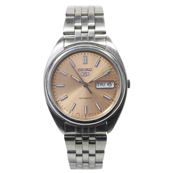 stay246: It is good SEIKO (SEIKO) 5 7S26-0430 self-winding watch .