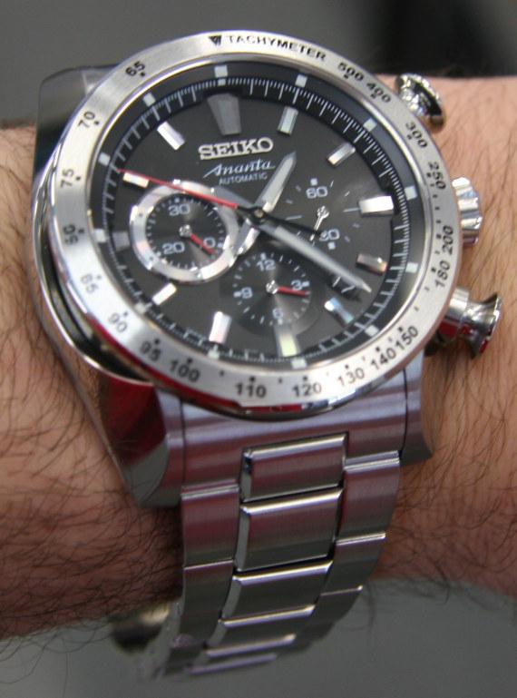 Seiko Ananta Watches