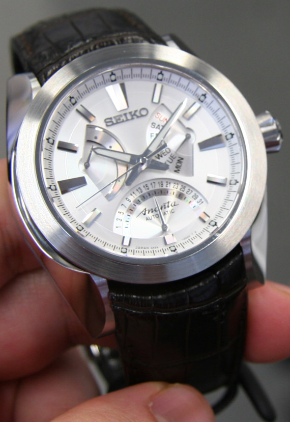 Seiko Ananta Automatic Watches | aBlogtoWat