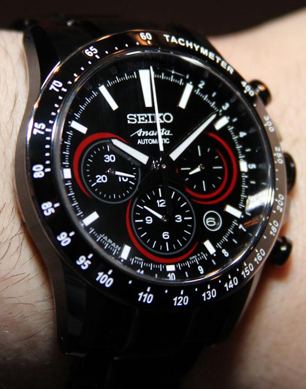 Seiko Ananta Urushi Watches | aBlogtoWat