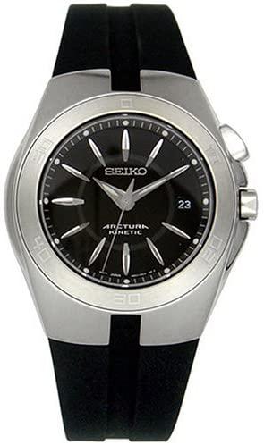 Amazon.com: Seiko Men's SKA207 Arctura Kinetic Watch: Seiko: Watch