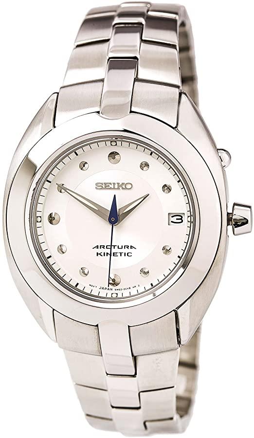 Amazon.com: Seiko Arctura Women's Kinetic Watch SKA889: Seiko: Watch