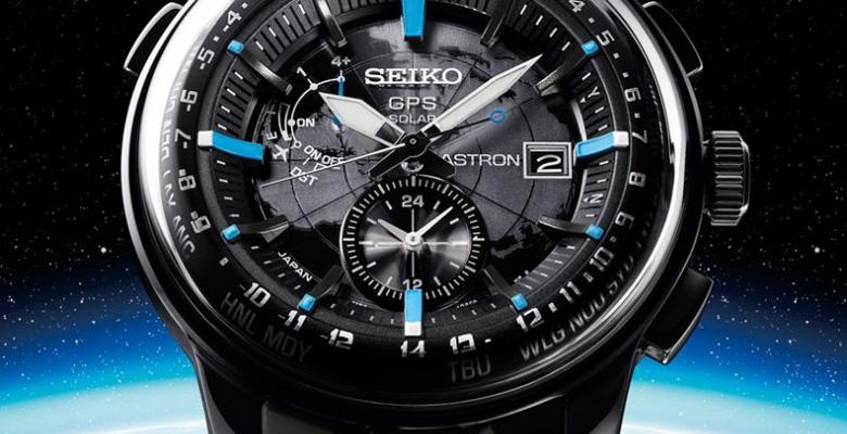 Seiko Astron GPS Solar Watch - DreamChro