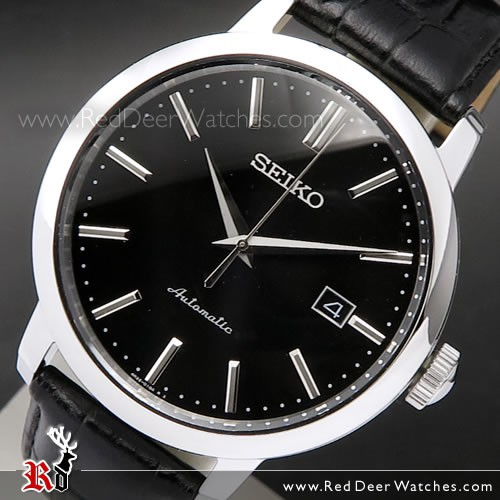 BUY Seiko Automatic Leather Strap Mens Watch SRPA27K1, SRPA27 .