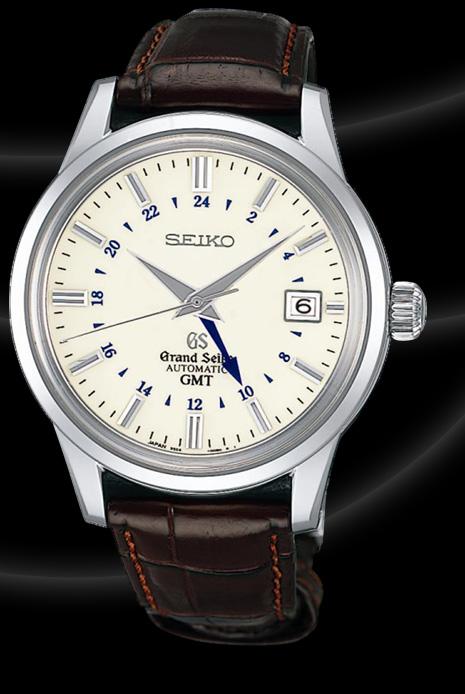 Grand Seiko Automatic GMT Watch | Watch Revi