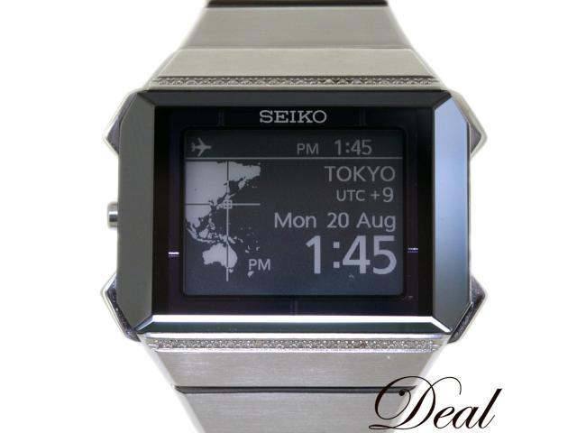 Deal: SEIKO SEIKO Brights active matrix S771-0AE0 diamond solar .