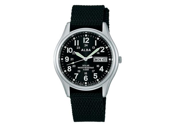 seiko specialty store 3s: Seiko Alba solar mens watch .