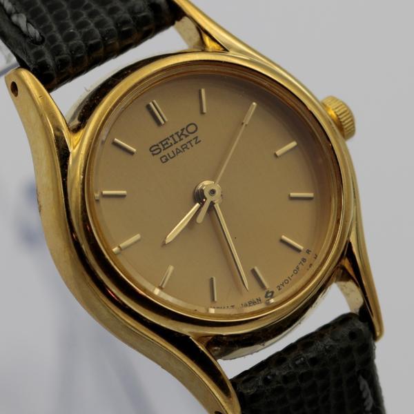 Seiko Quartz Wrist Watch – Ticktock Gu