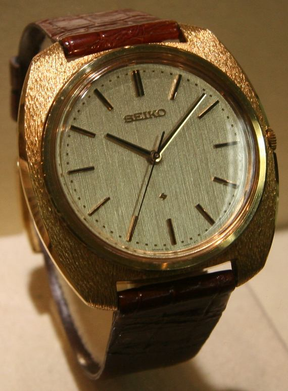 Seiko Astron: World's First Quartz Watch Turns 40 | aBlogtoWat