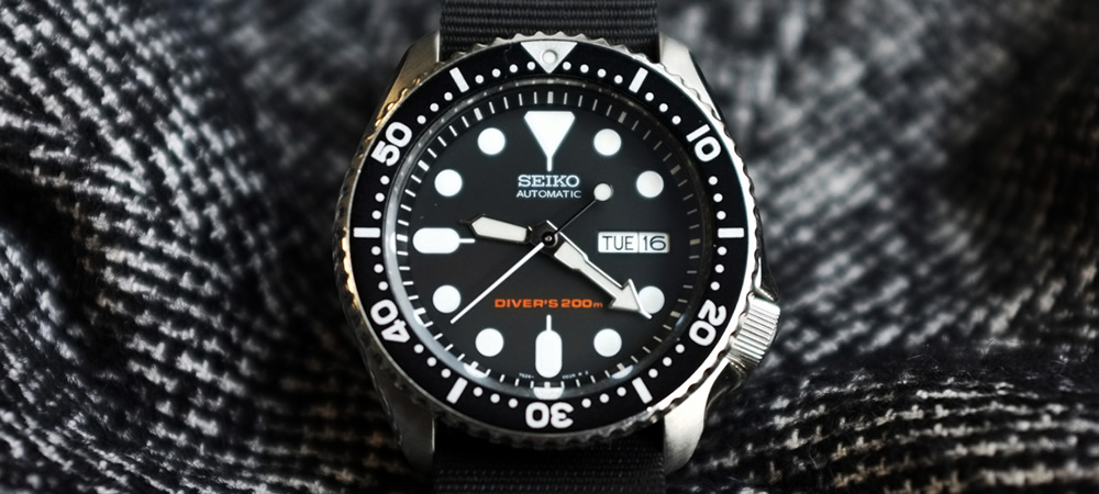 The Seiko SKX007: A Complete Guide To The World's Best-Value .