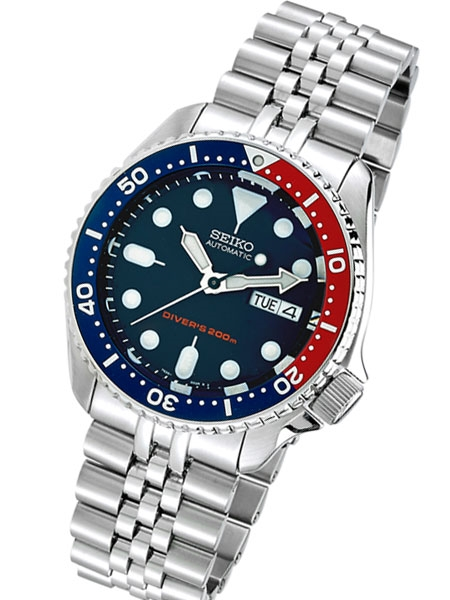 SKX009 Seiko Automatic Divers Watch Super Jubilee Limited Edition .