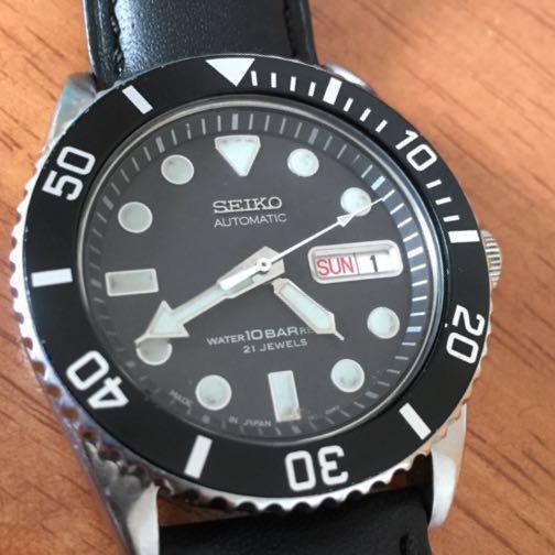 Seiko SKX031 Diver Watch, Luxury, Watches on Carouse