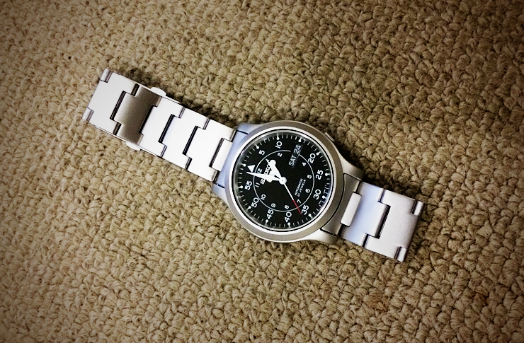 Seiko 5 SNK809K1 Review: The Best Entry-Level Mechanical Watch .
