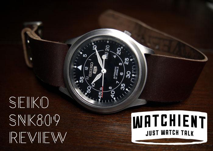 Seiko Snk809 Watches