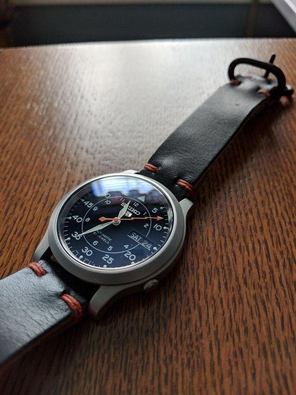 Seiko] SNK809 Mod! : Watches | Vintage watches, Seiko snk809 .