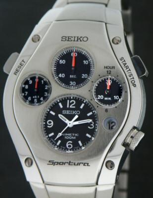 Sportura Chronograph slq007 - Seiko Sportura wrist wat