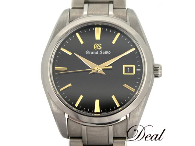 Deal: SEIKO SEIKO ground SEIKO SBGX269 titanium watch men beauty .