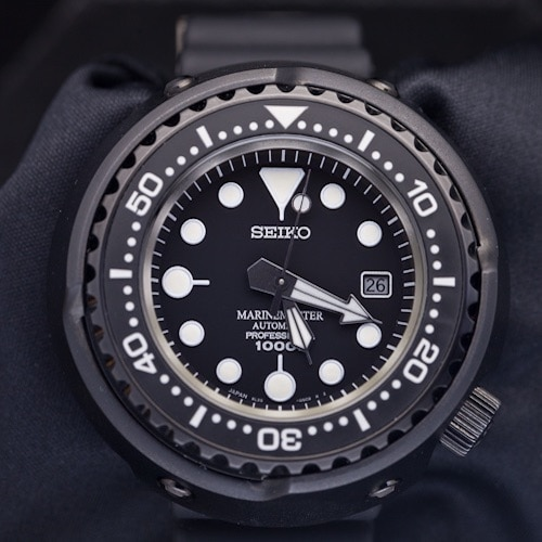 Seiko Tuna a vision on the roots of this iconic and important dive .