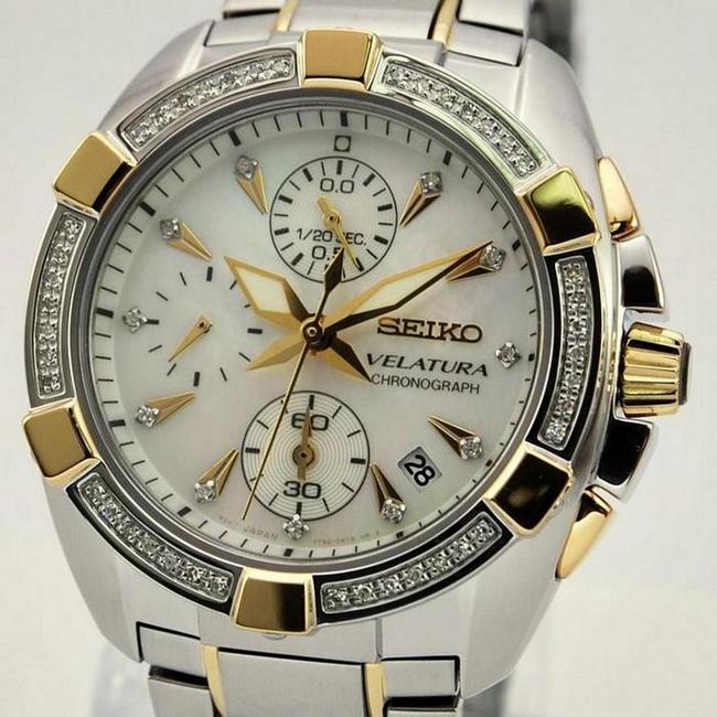 Seiko Velatura Watches