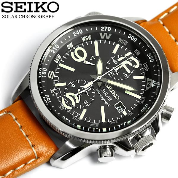 cameron: Boil an SEIKO SEIKO watch men chronograph solar watch .