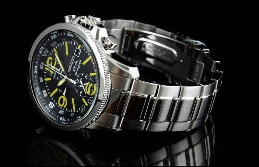 Affordable Seiko Solar Watches for Men - We Rank The Be
