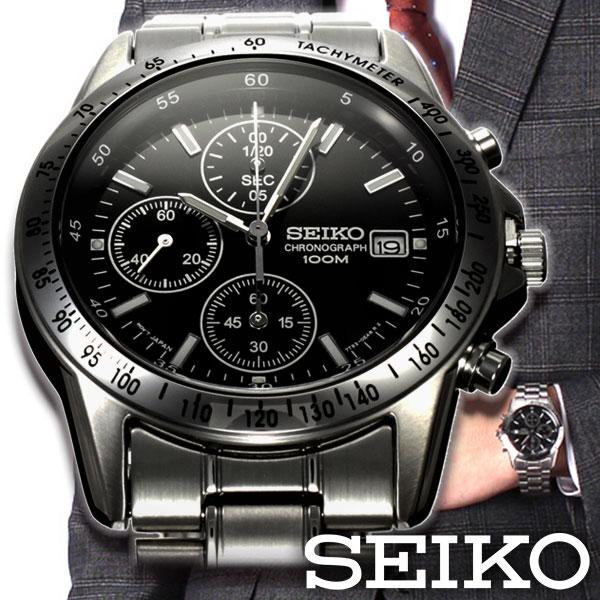hstyle: SEIKO watch SEIKO clock watch men chronograph .
