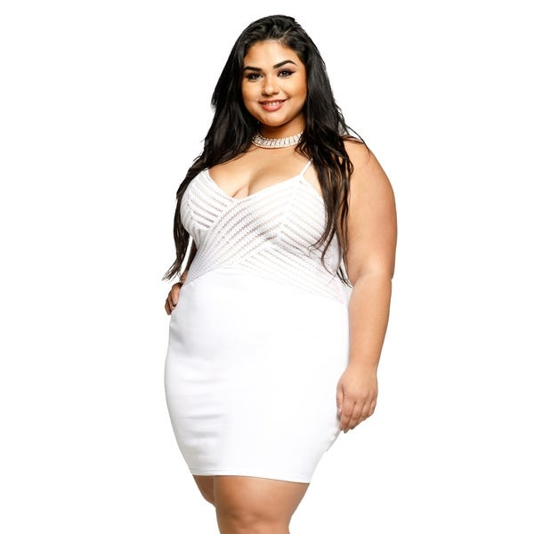 Shop Xehar Womens Plus Size Sexy Sleeveless Mini Short Bodycon .