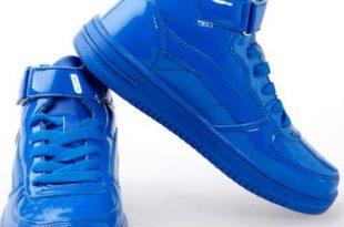 Little Big Boys Boy Blue Dress Formal Shoes for Boys SKU-134003 .