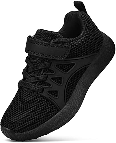 Amazon.com | Feetmat Boys Sneakers Lightweight Breathable Straps .