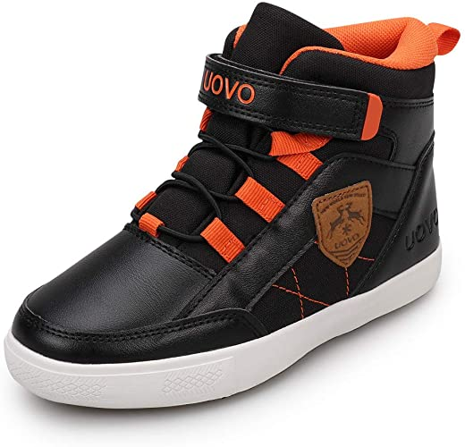 Amazon.com | UOVO Kids Boys Shoes Running Sneakers Tennis Little .