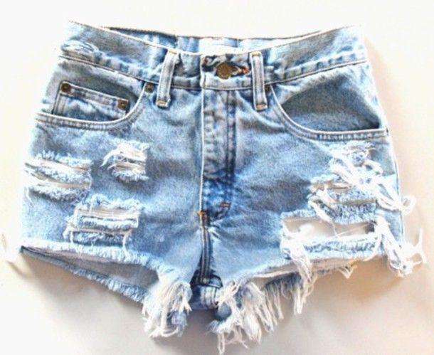 Get the shorts for $21 at shopmangorabbit.com   Fashion, High .
