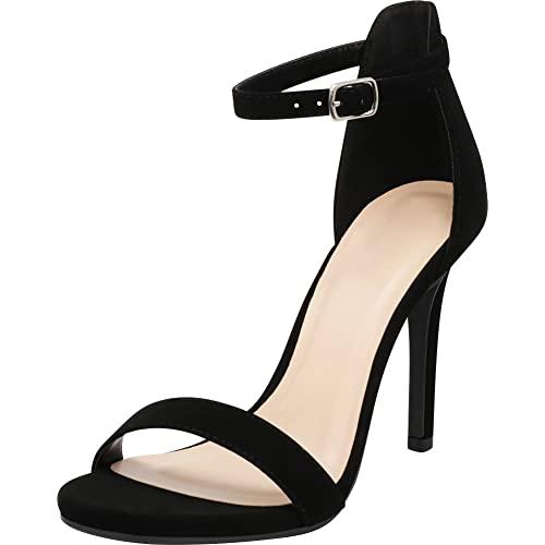 Strappy Stiletto Heels: Amazon.c