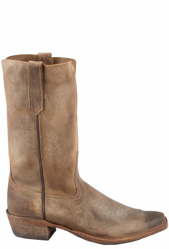 Rios of Mercedes Sahara Suede Cowboy Boots | Shop Men's Distressed .