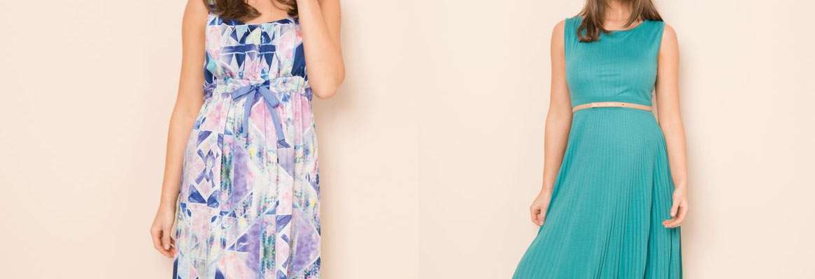 Summer Maternity Clothes and Bathing Suits - Fibre2Fashi