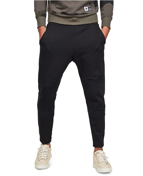 G-Star Raw Men's Motac Tapered Sweatpants, Created for Macy's .