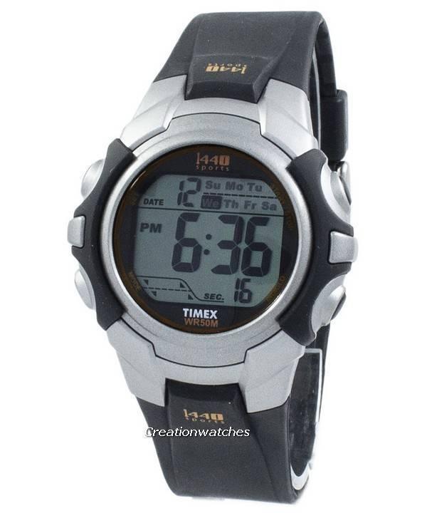 Timex 1440 Sports Indiglo Digital T5J561 Men's Wat