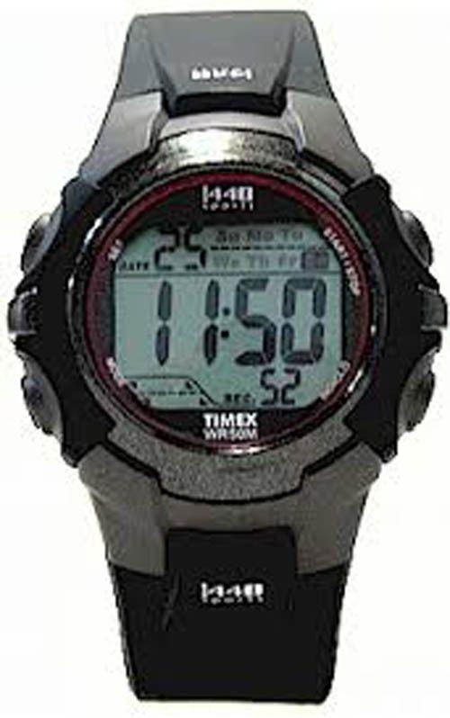 Timex 1440 Digital Watch T 5J581 | Timex, Digital watch, Timex watch