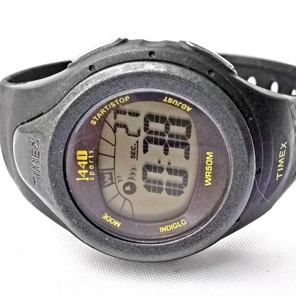 Timex Accessories | 1440 Sports Indiglo Digital Watch 33mm | Poshma