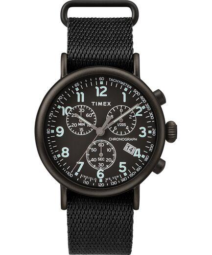 Standard Chronograph 41mm Fabric Strap Watch - Timex