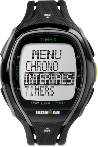 Timex Ironman Sleek 150-Lap Digital Watch   REI Co-