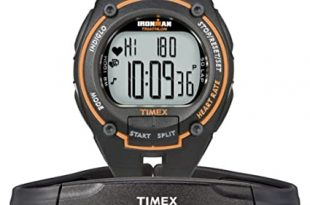 Amazon.com : Timex Ironman Men's Road Trainer Heart Rate Monitor .