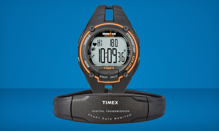 $39.99 for a Timex Heart-Rate-Monitor Watch | Group