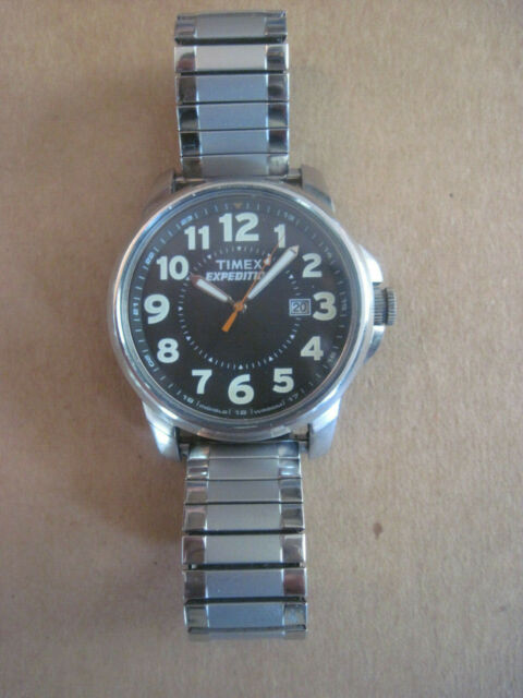 Timex Expedition Indiglo Watch WR 50m for sale online | eB